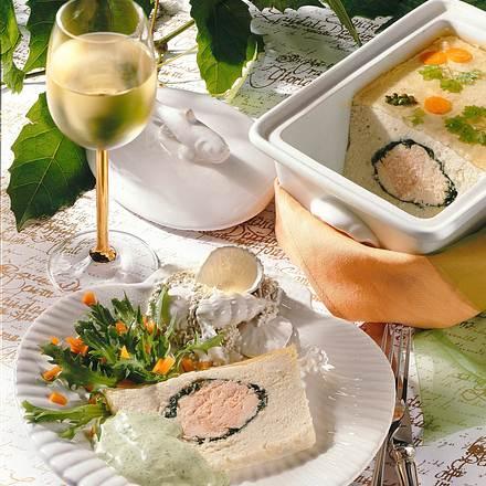 Edle Fisch-Terrine Rezept