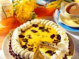 Eierlikör-Stracciatella-Torte Rezept