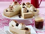 Eiskaffee-Torte Rezept