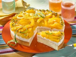 Eistee-Torte Rezept