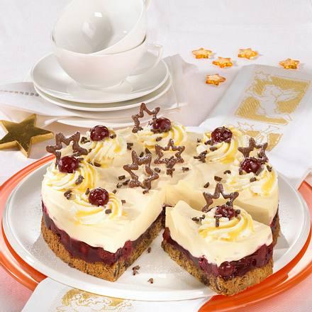 Elisen-Eierlikör-Torte Rezept