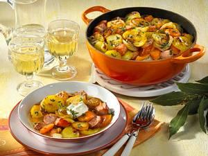 Elsässer-Fleisch-Kartoffel-Topf Rezept