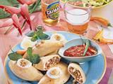 Empanadas mit Oliven & Hack Rezept