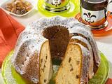 Englischer Teekuchen mit Rosinen Rezept