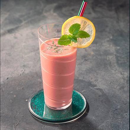 Erdbeer-Buttermilch-Mix Rezept
