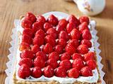 Erdbeer-Crostata Rezept