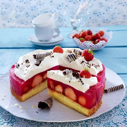 Erdbeer-Grütze-Traum Rezept