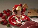 Erdbeer-Joghurt-Eis Rezept