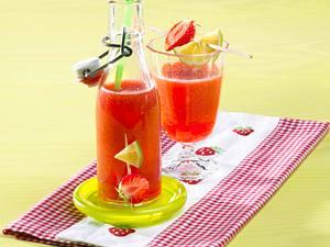 Erdbeer-Limonade Rezept