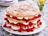 Erdbeer-Schicht-Torte Rezept