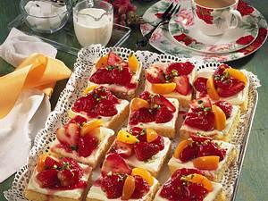 Erdbeer-Schmand-Kuchen Rezept