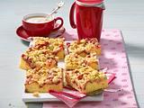 Erdbeer-Streuselblechkuchen Rezept
