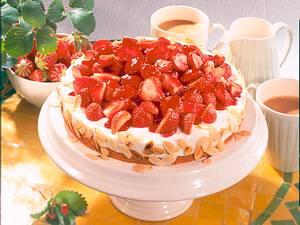 Erdbeer-Zitronenkuchen Rezept