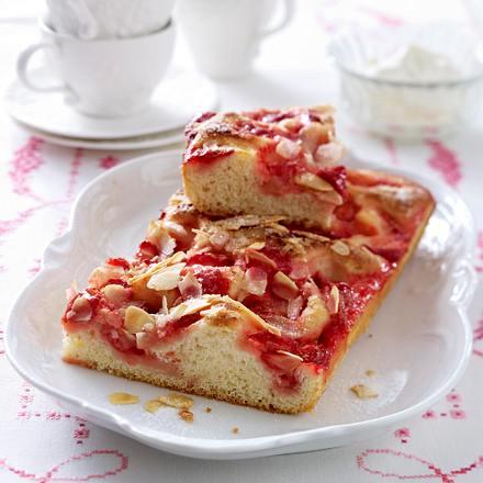 Erdbeerbutterkuchen Rezept