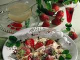 Erdbeeren in Zabaione Rezept