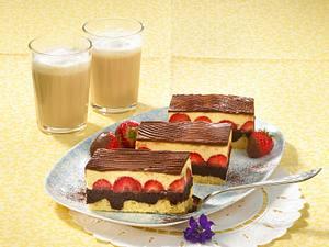 Erdbeerwellen (mit Buttercreme) Rezept