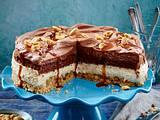 Erdnuss-Karamell-Schoko-Torte Rezept