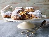 Erdnuss-Karamell-Stollenkonfekt Rezept