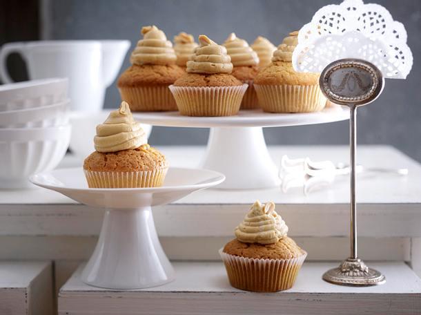Erdnuss-Muffins Rezept