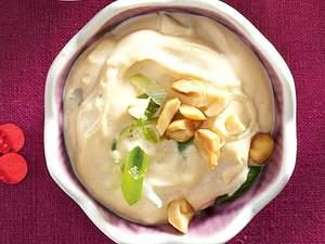 Erdnuss-Schmandcreme Rezept