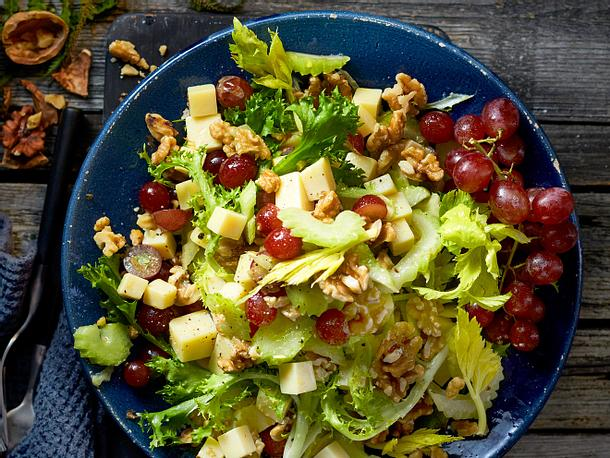 Erquickendes Salatpanorama Rezept