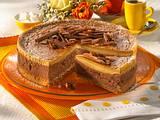 Espresso-Käsekuchen mit Schokolade Rezept