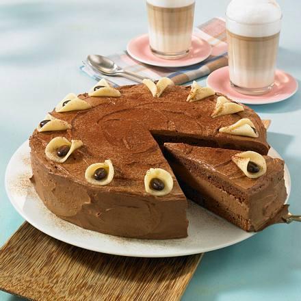 Espresso-Torte Rezept