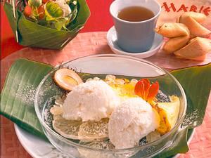 Exotische Kokoscreme Rezept