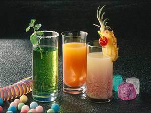 Exotischer Drink Rezept