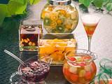 Exotischer Rumtopf Rezept