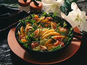 Exotischer Salat Rezept