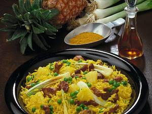 Exotisches Reisgericht Rezept