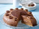 Riesen Toffifee-Torte Rezept