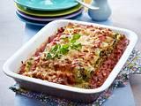 Grünkohl-Cannelloni mit Tomatensoße Rezept