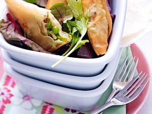 Samosas sardines et petits légumes Rezept