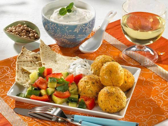 falafel orientalisches streetfood im mini format lecker. Black Bedroom Furniture Sets. Home Design Ideas