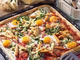Farmer Pizza Rezept