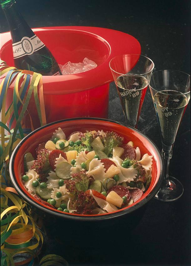 Faschingssalat Rezept