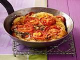 Feierabend-Tomatenfrittata für Zwei Rezept
