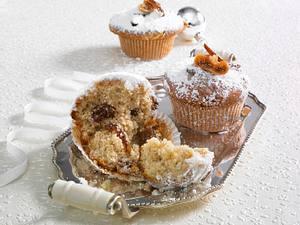 Feigen-Dattel-Muffins Rezept