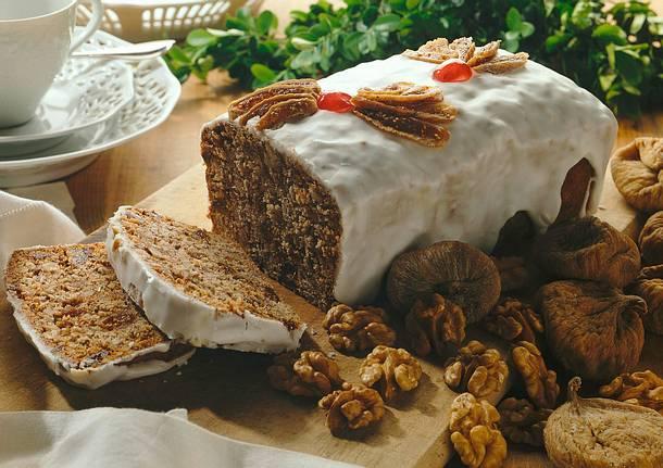 Feigenkuchen mit Walnüssen Rezept