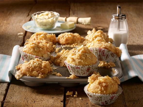 Feine Butterkuchen-Muffins Rezept