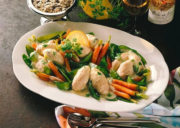 Feine Fischklößchen Rezept