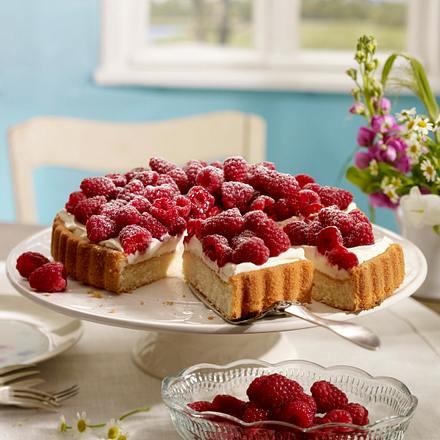 Feine Himbeer-Torte Rezept