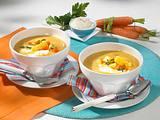 Feine Möhren-Kartoffel-Suppe Rezept