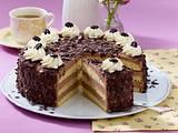 Feine Mokka-Buttercreme-Torte Rezept