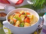Feine Spitzkohl-Kartoffel-Suppe Rezept