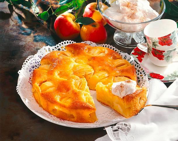 Apfelkuchen für diabetiker backen
