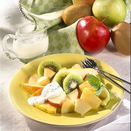 Feiner Obst-Teller Rezept