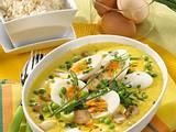 Feines Eier-Curry Ragout Rezept